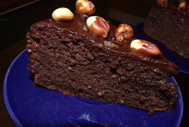 ciasto bezglutenowe z nutellą