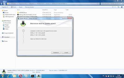 installing Update_WEBUI_17.100.11.00.03_HILINK