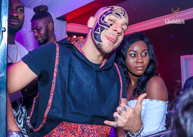 Highlights from #Mavericksnight with Burna Boy and Manolospanky at The Boss Port Harcourt