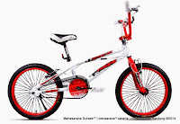 Sepeda BMX Pacific Hot Shot 500 Free Style 20 Inci