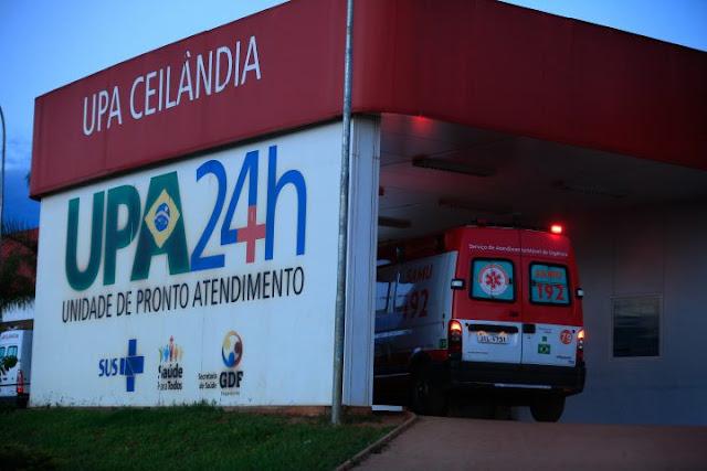 Infraestrutura da UPA de Ceilândia receberá R$380 mil em melhorias
