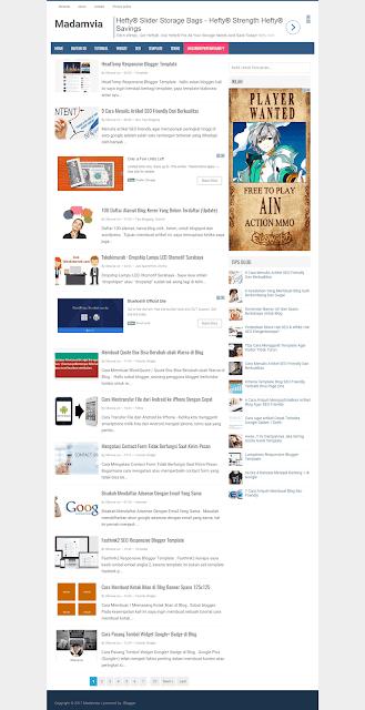 Cara Screenshot Website Satu Halaman Penuh / Full Page