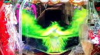 パチンコ牙狼 炎の刻印 実践動画 プレミアム演出