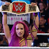 Sasha Banks é a nova RAW Women's Champion