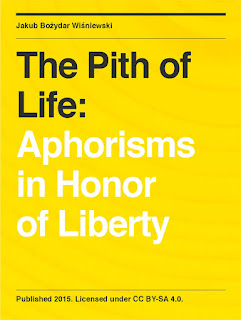 Aphorisms in Honor of Liberty