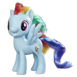 My Little Pony Friends & Foe Rainbow Dash Brushable Pony