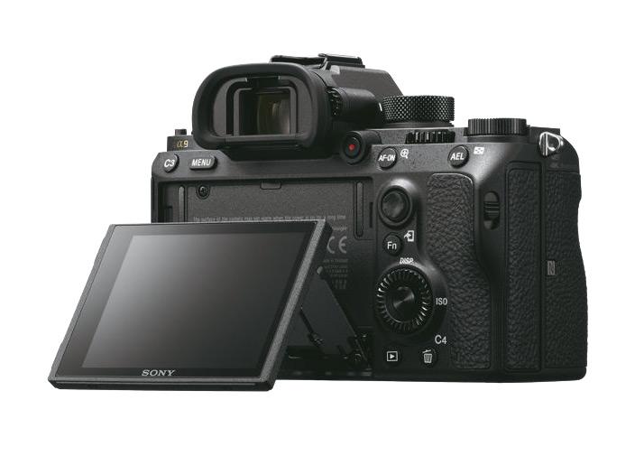 Наклонный экран Sony A9