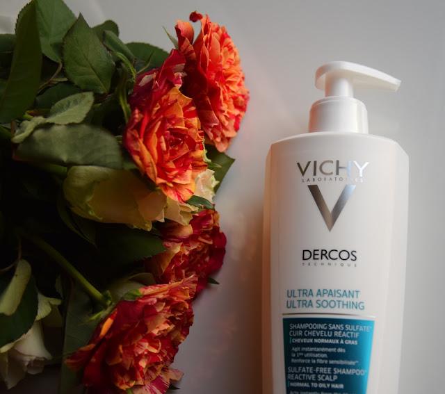 Ukojenie dla skóry mojej głowy || VICHY Dercos