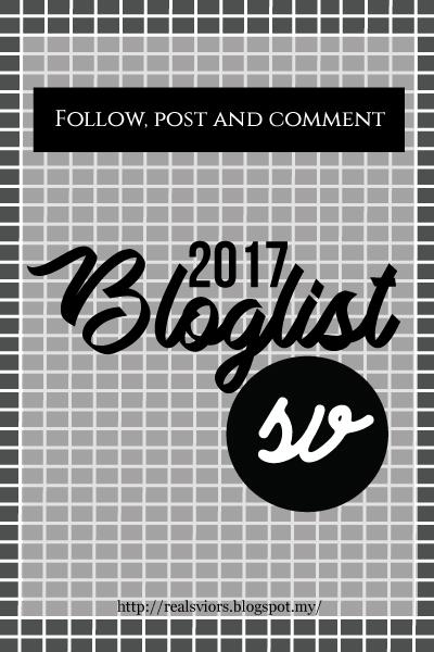 2017 Bloglist SA-VIORS