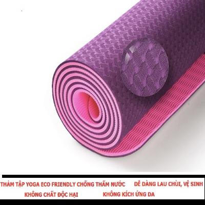 Mua sỉ thảm Yoga- dụng cụ Yoga| Giá cả cạnh tranh nhất thị trường
