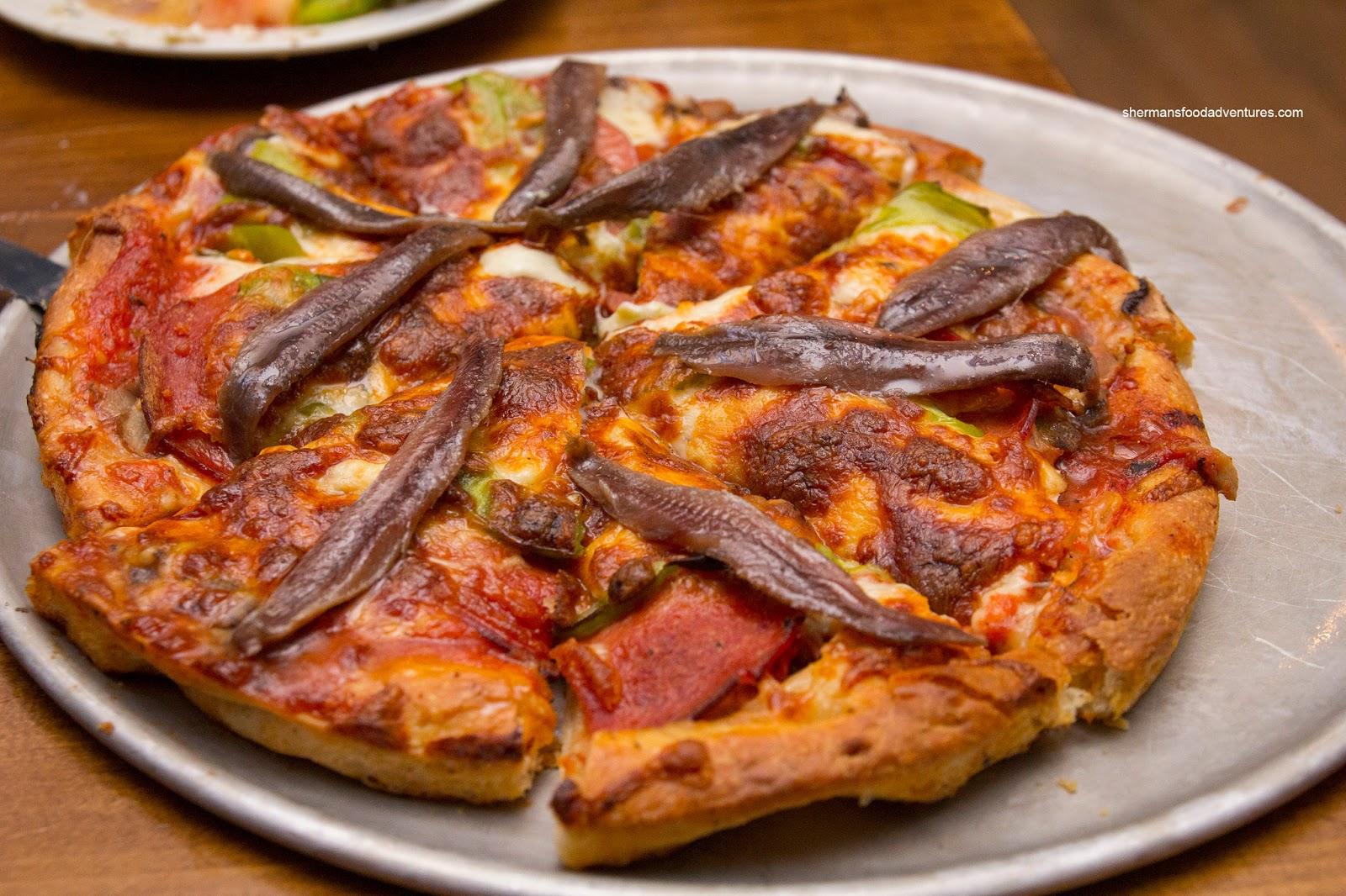 double dd pizza sherman