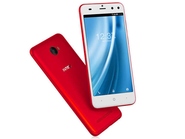 Intex ELYT Dual Royal Red Limited Edition launched at Rs 6,999