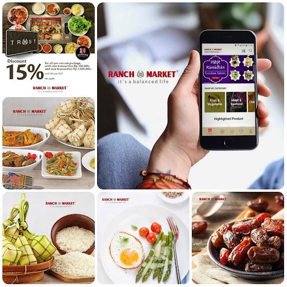 Ranch Market Surabaya, Supermarket Sehat dan Lengkap Kalangan Jetset