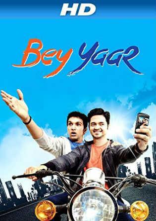 Bey Yaar 2014 Gujarati Full Movie 1GB HDRip 720p