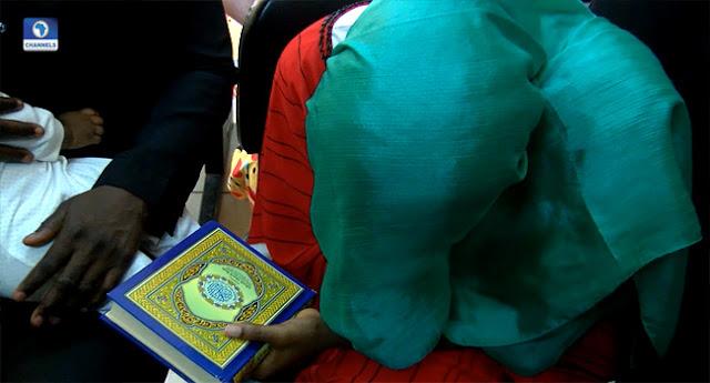 Court Remanded Maryam Sanda In Prison For Allegedly Killing Husband