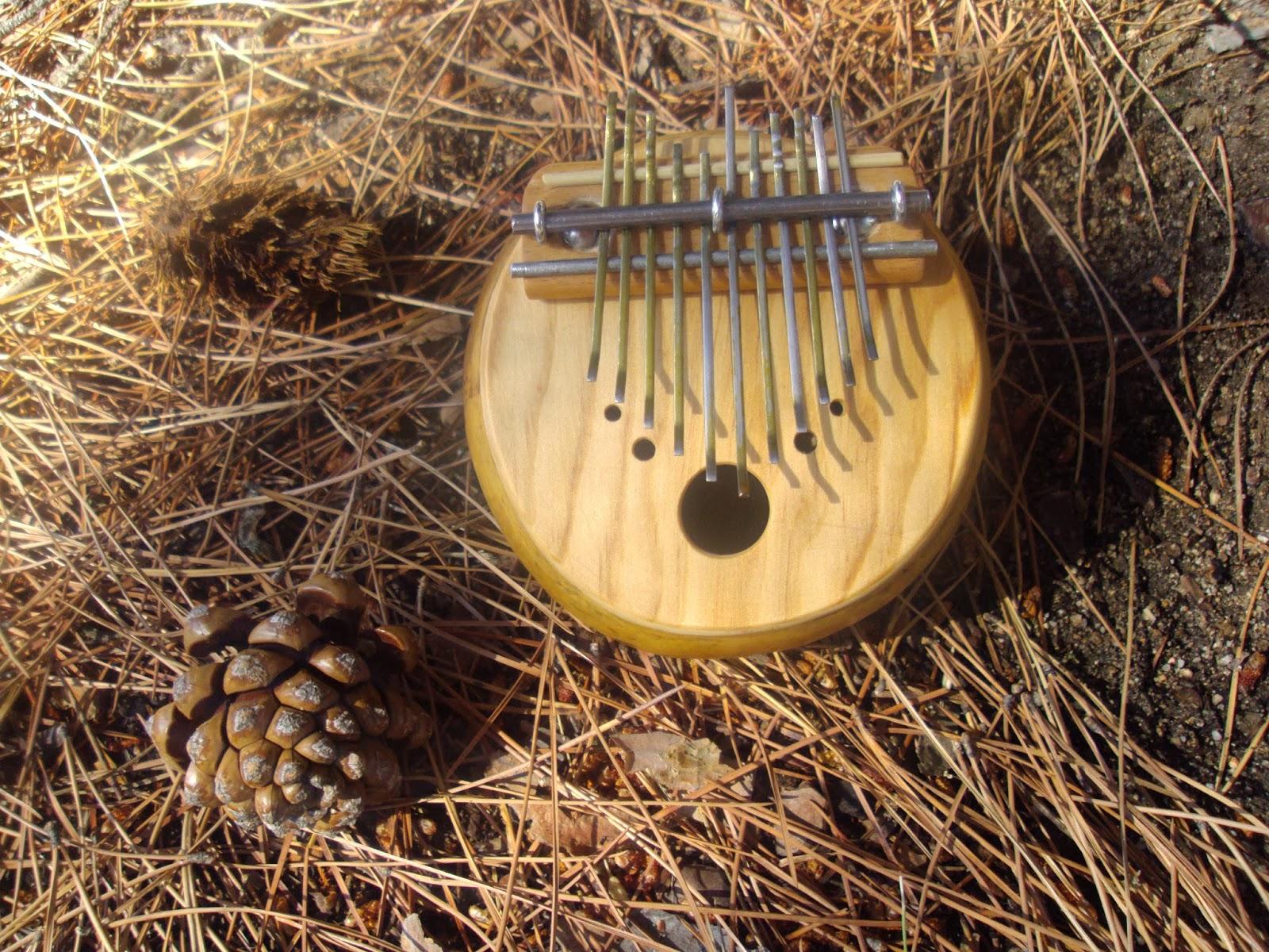 Le Kalimba, un instrument de musique simple et magique. 3