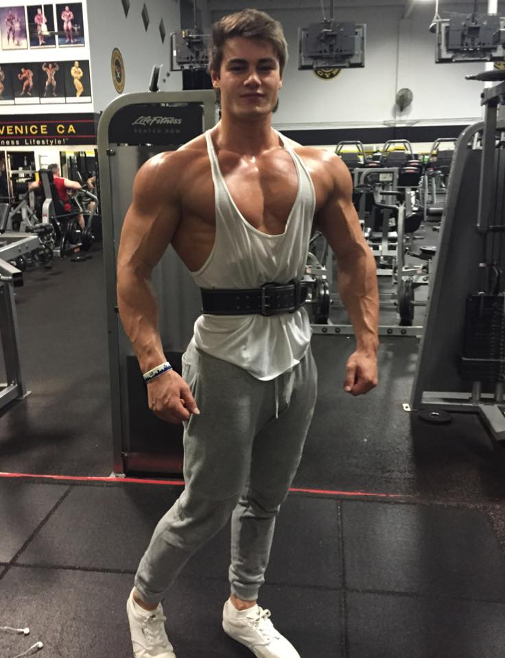 ¿Cuánto mide Jeff Seid? - Altura - Real height 11754124_738125699626197_7300109893101185291_n