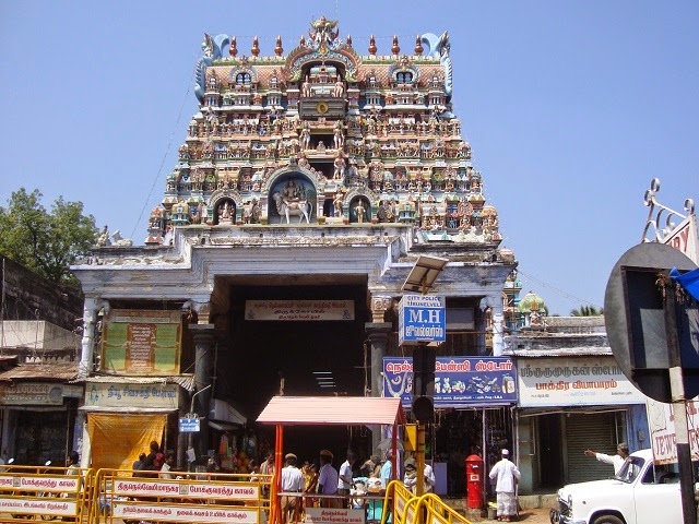 Nellaiappar Temple - One of the famous Lord Shiva Temples