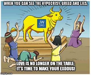 majalah menara pengawal terbitan saksi yehuwa merupakan berita hoax