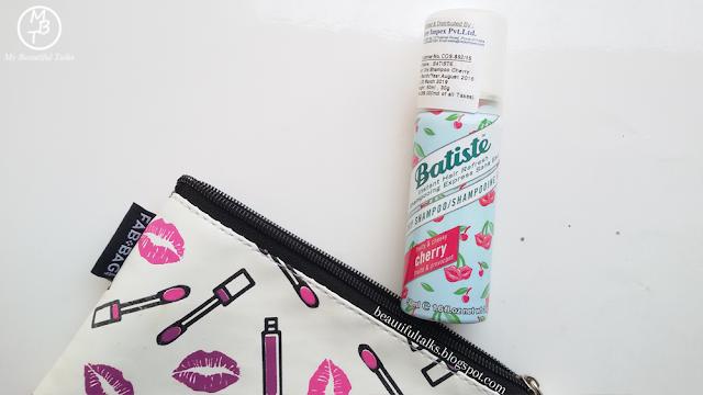 Batiste Dry Shampoo Floral & Flirty Blush in Cherry