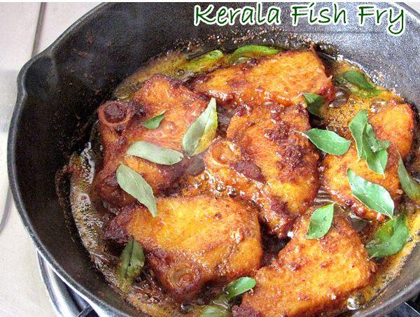 kerala fish fry recipe