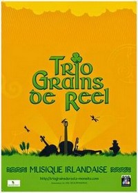 Affiche Trio Grains de Reel