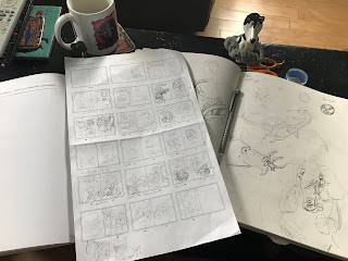 Thumbnails for Ellie and Her Emotional Dragons by Traci Van Wagoner