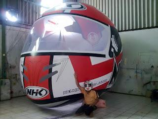 balon helm nhk