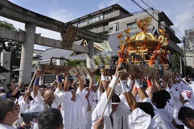 Seimei-jinja Reisai, Seimei-jinja Shrine and others, Kamigyo-ku, Kyoto