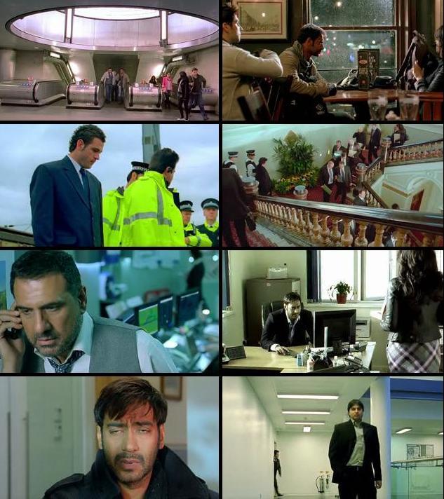 Tezz 2012 Hindi 720p HDRip