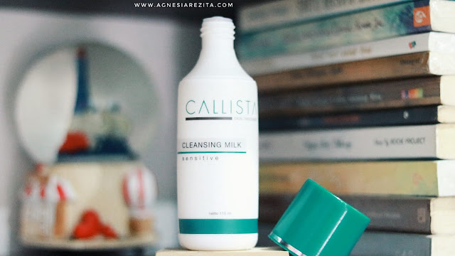 Callista Cleansing Milk - Sensitive