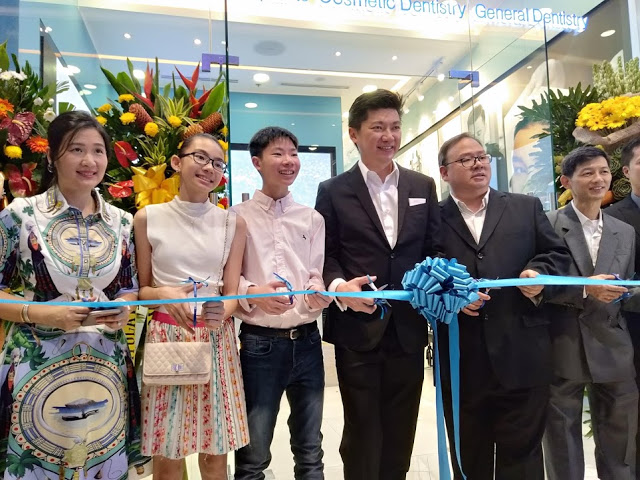 Blessing of Gan Advanced Osseointegration Center (GAOC ) at SM Megamall Branch
