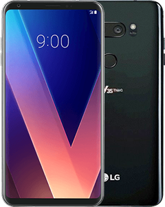 LG V35 vs iPhone X: Comparativa