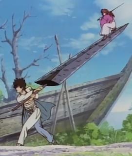 Sanosuke Sagara Rurouni Kenshin Zanbato