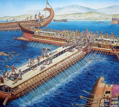 Σαν σήμερα 2.496 χρόνια πριν, ο δυτικός πολιτισμός ξεκίνησε στη Σαλαμίνα