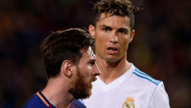 Le superbe hommage de Messi à Ronaldo