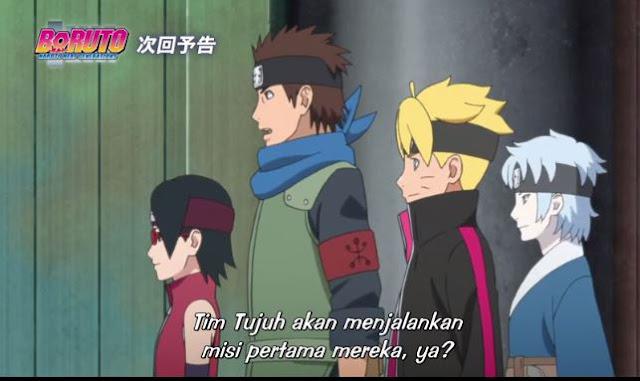 Boruto Episode 40 Subtitle Indonesia