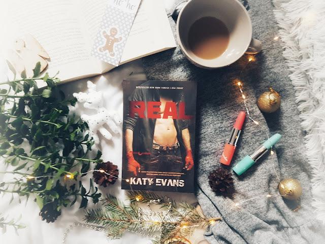 ''Real'', ''Mine'' Katy Evans - Połączona recenzja