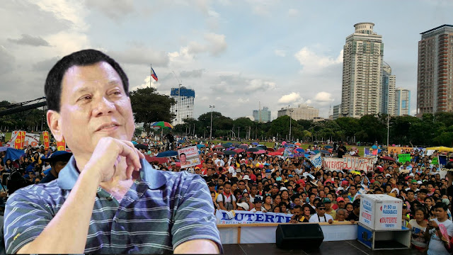 Church pastor predicts Duterte will win by landslide