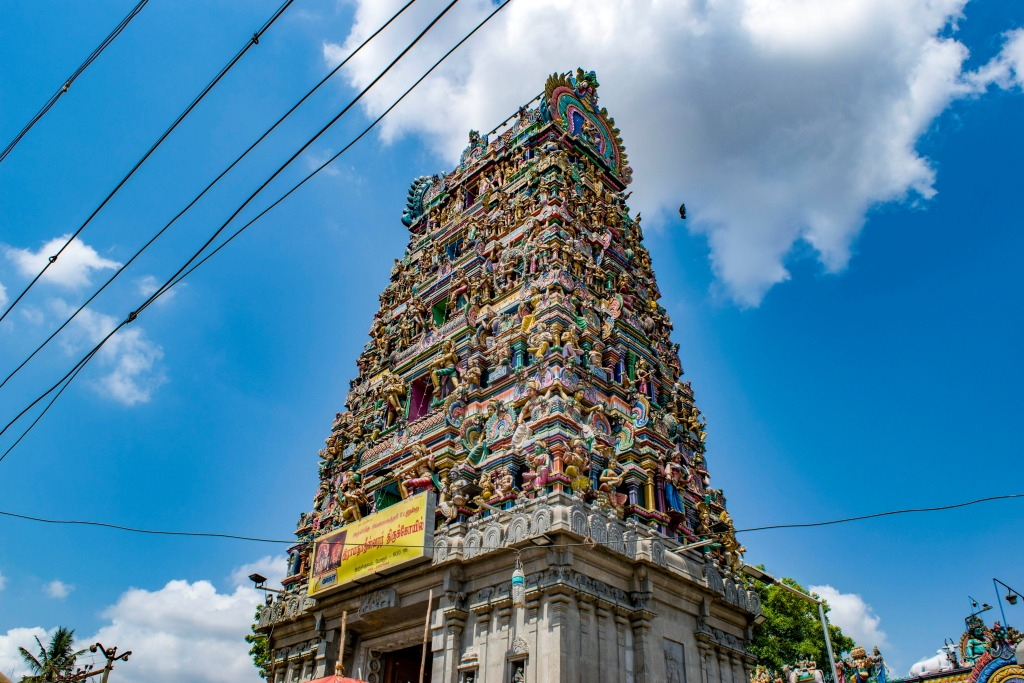 Ramanatheeswarar Temple, Porur