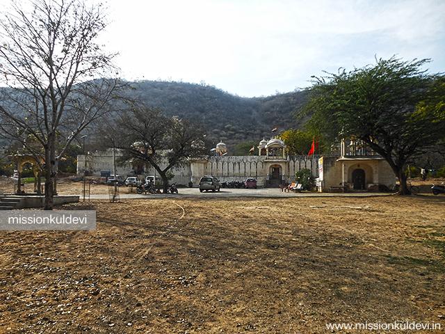 Rajrajeshwari Mata Temple Jaipur