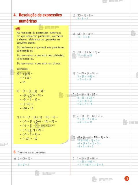 Caderno Do Futuro Matematica 7 Ano Pdf