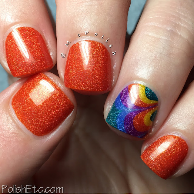 Lavish Polish - Fall 2016 Collection - McPolish - Pumpkin Patch