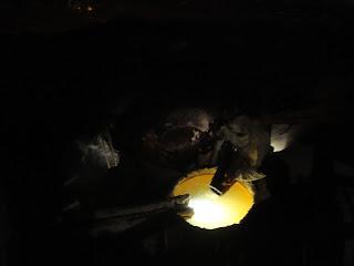 scoatere apă la mina Wieliczka