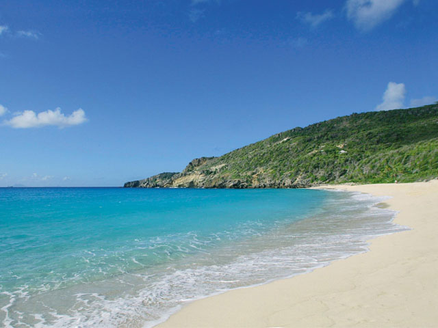 Caribbean best beaches in the world, Salin Beach, Saint-Barthélemy