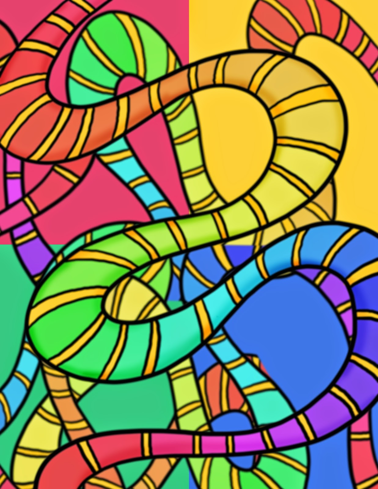 Ragam Hias Abstrak : ragam, abstrak, World, Zahra:, Motif, Ragam, Nusantara