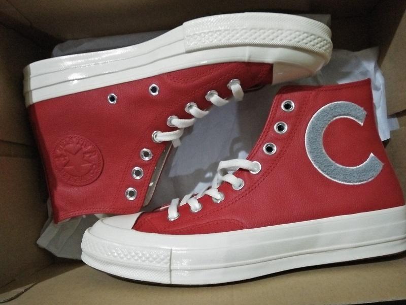 284371e8a65 Best Foot Forward  Converse Chuck 70  Wordmark Wool