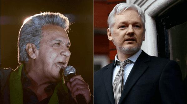 Gobierno de Ecuador dice que no tratará tema Assange en gira europea