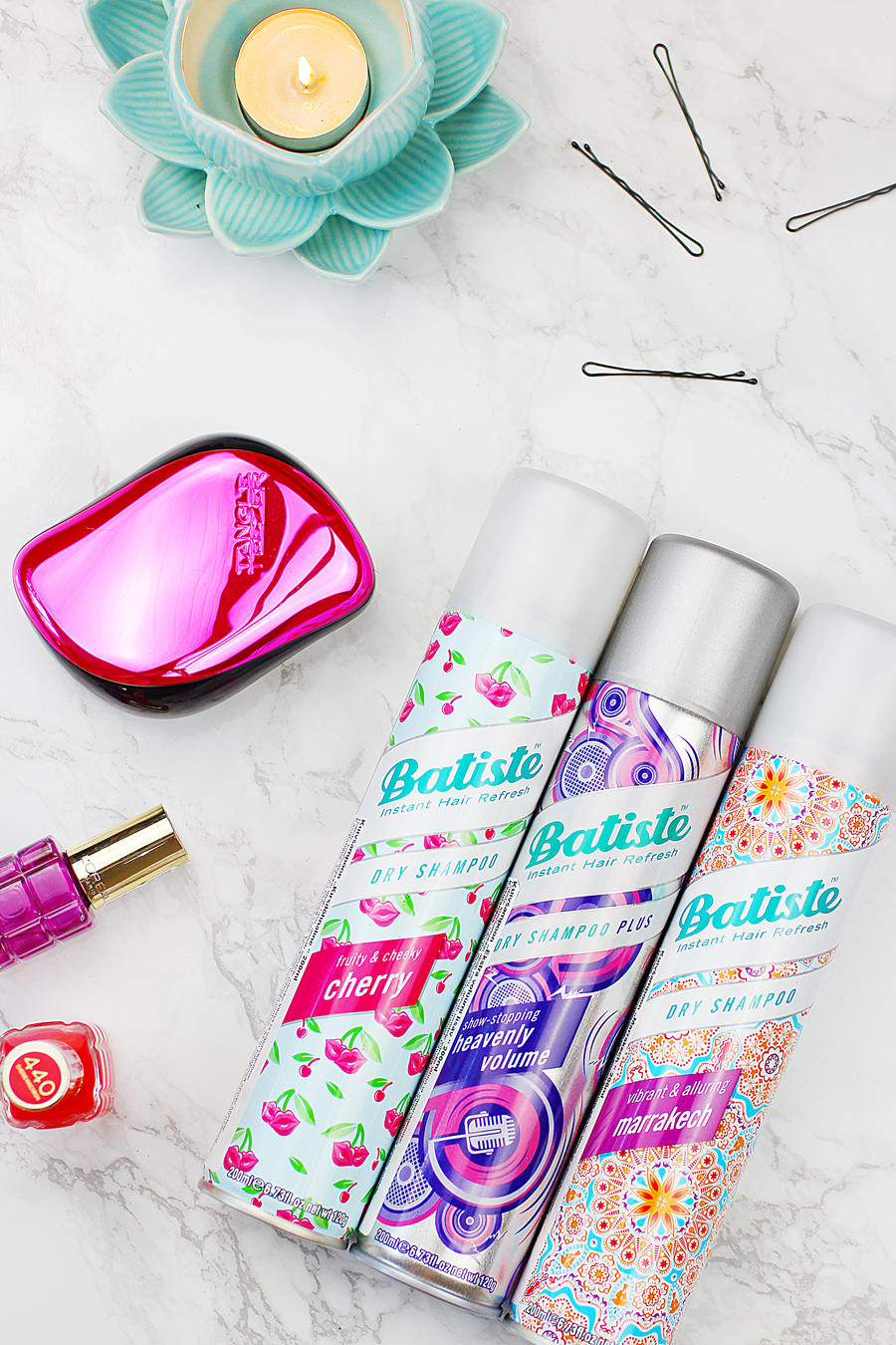 batiste heavenly volume
