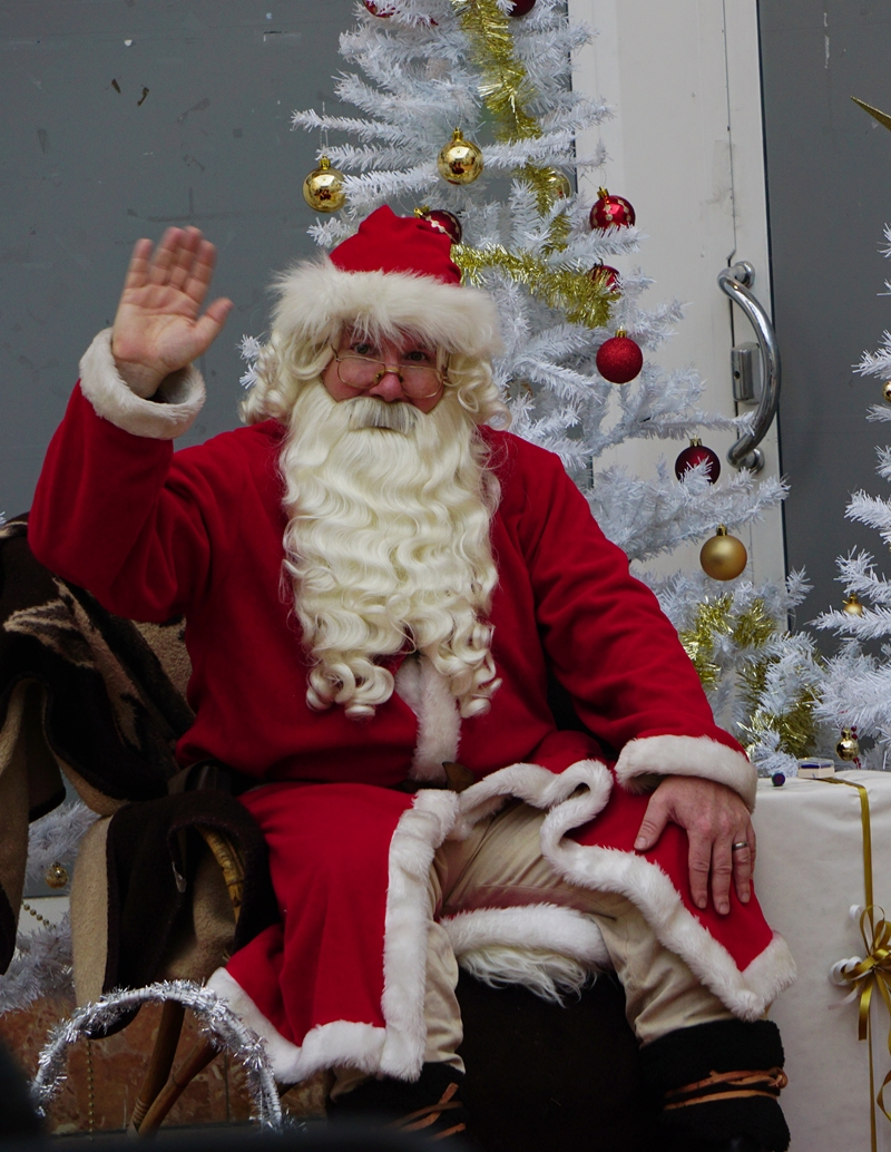 tammisaari, joulumarkkinat, joulupukki